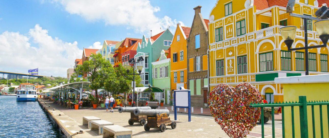 Curacao Willemstad Karibik Urlaub