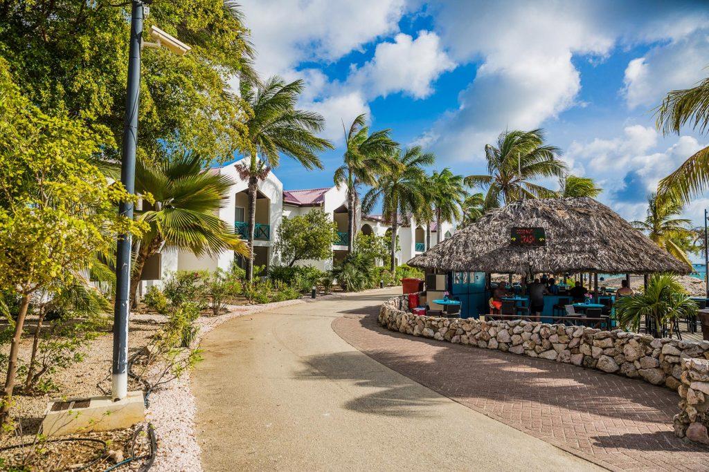 Plaza Beach Resort Bonaire Karibik Tauchen Segeln
