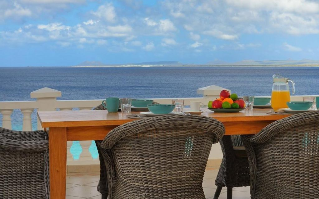 belmar oceanfront apartments bonaire terrace