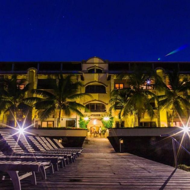 Bellafonte Bonaire Luxury Oceanfront Hotel