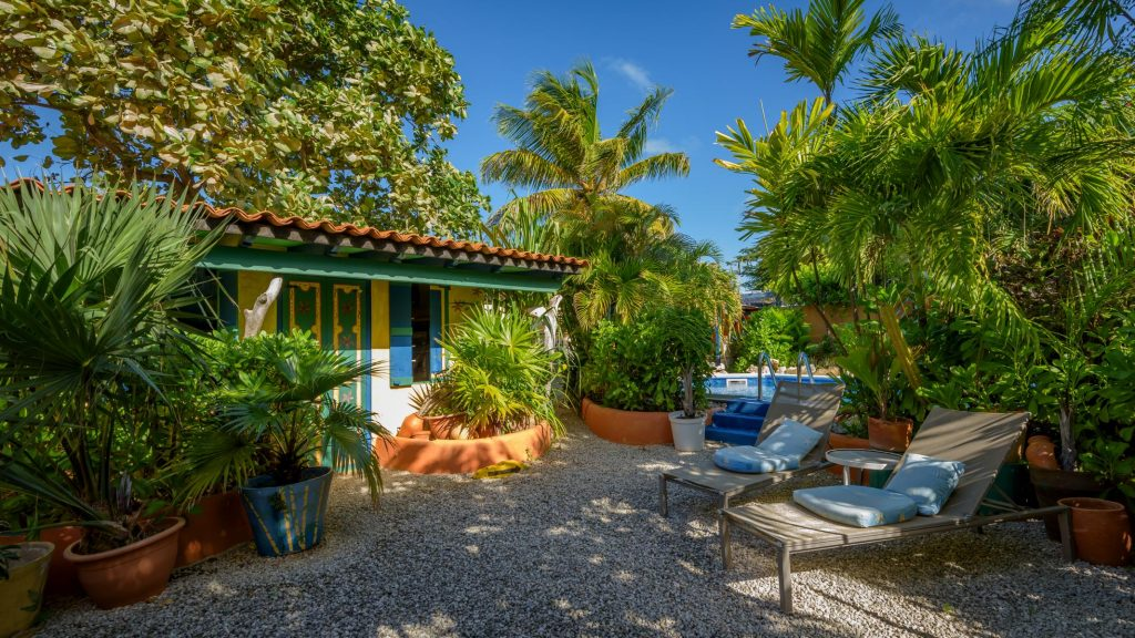 coco palm garden bonaire