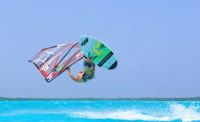 Windsurfen auf Bonaire