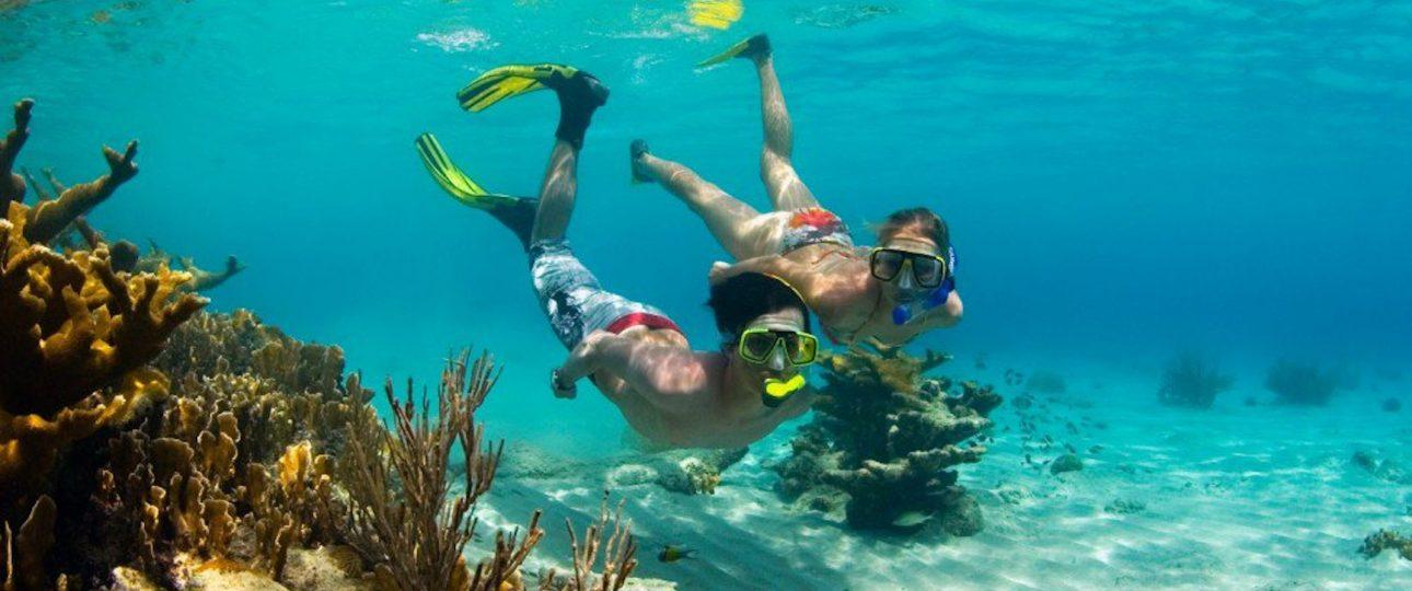 Curacao Schnorchel und Tauchurlaub vom Strand