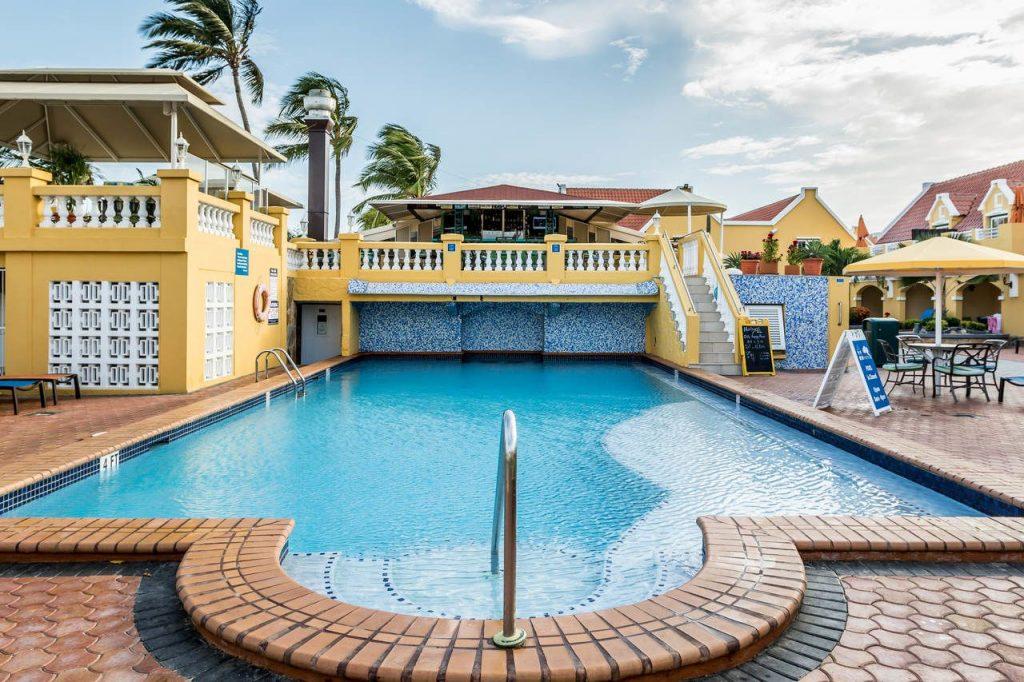 amsterdam manor beach resort aruba Strandurlaub Karibik