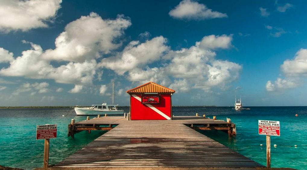 capain dons habitat bonaire Tauchreisen Karibik Bonaire