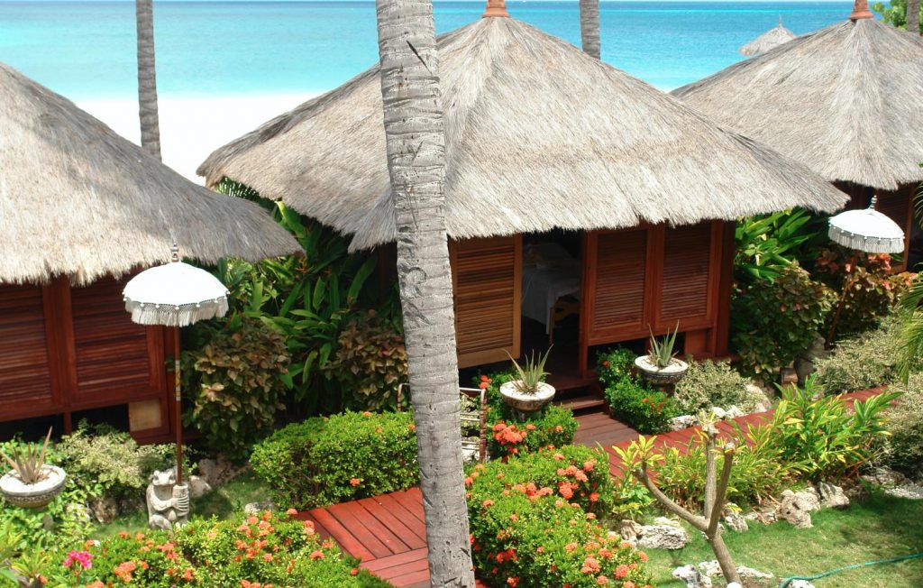 manchebo beach resort and spa wellness reisen Aruba