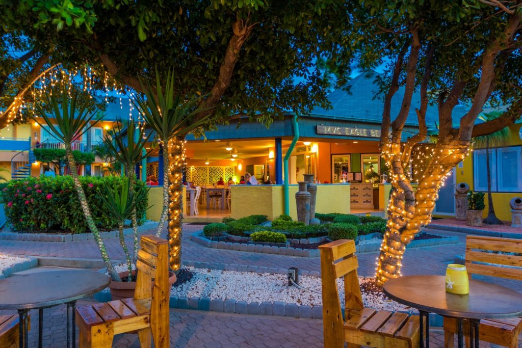 mvc eagle beach resort aruba Karibikreisen