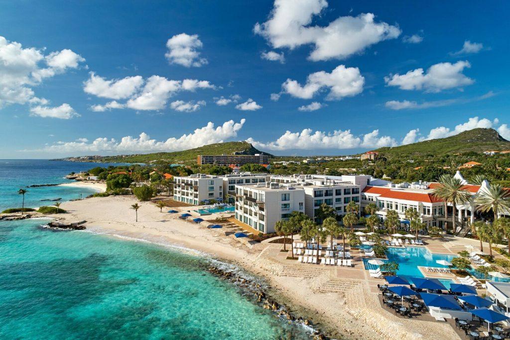 Curaçao Marriot Beach Resort Tauchreisen Karibik