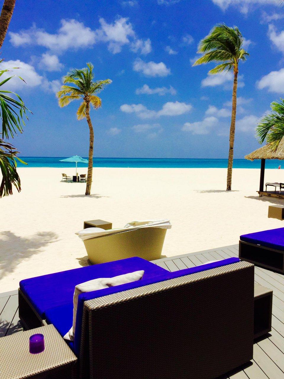 Aruba Karibik Urlaub ABC Insel