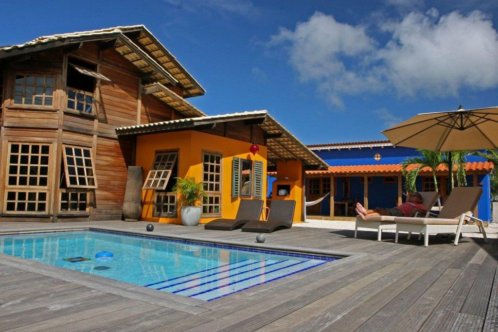 Casa Calexico Bonaire Tauchen Surfen Karibik