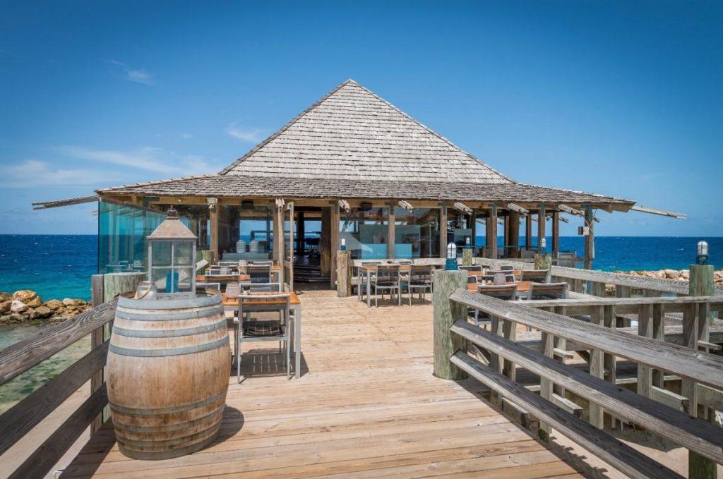 Avila Beach Hotel Curacao Tauchreisen Karibik