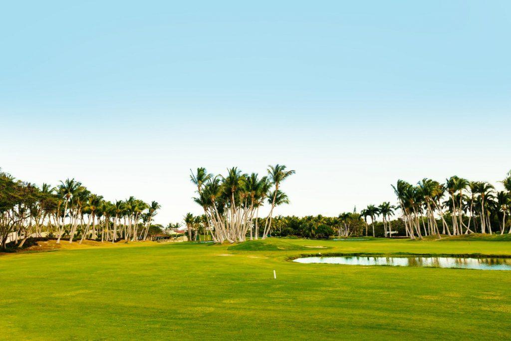 Golf spielen auf Curacao