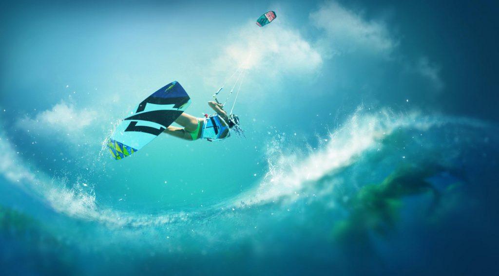 Kite- & Windsurfen