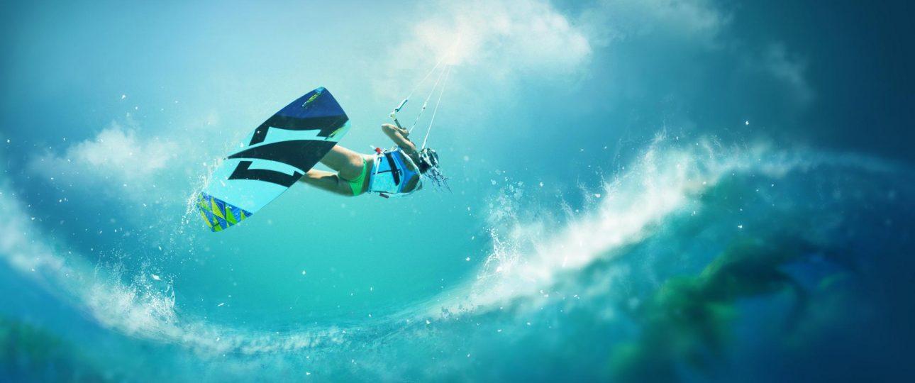 Kitesurfen Windsurfen Curacao