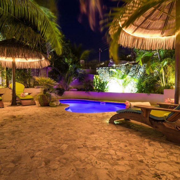 Bamboo Bali Boutique Resort Bonaire Tauchreisen Windsurfen Kitesurfen Karibik
