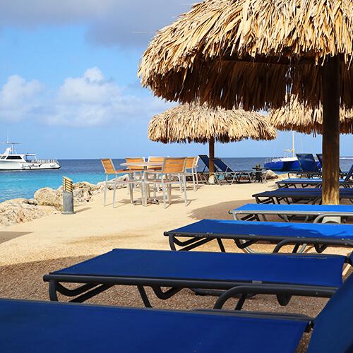 Divi Flamingo Bonaire beach