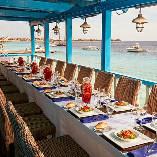 Divi Flamingo Bonaire restaurant